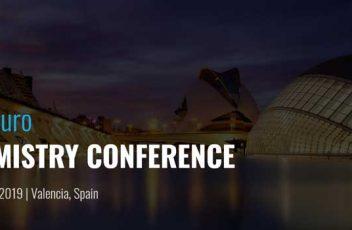 2nd Euro Chemistry Conference - Valencia - Análisis químico aplicado